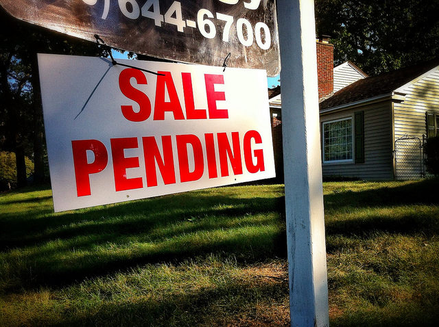 Pending Sales Slow But Inventory Improves