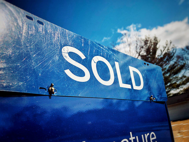 January Home Sales Up Nearly 10% Over Last Year