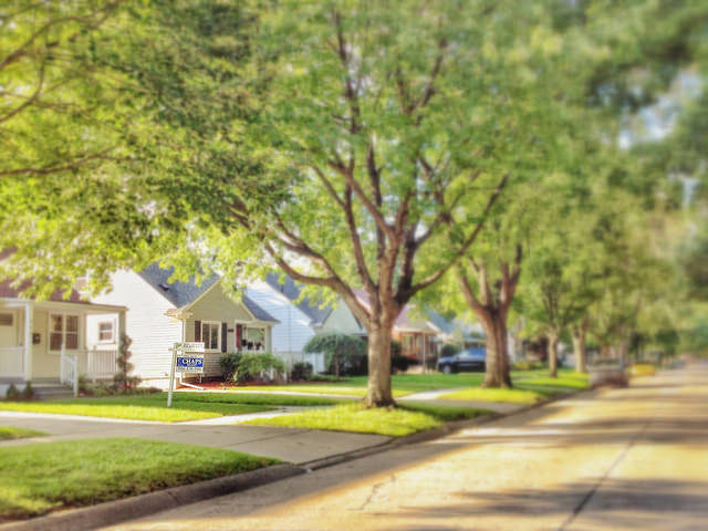 Homeowners Are Staying In Their Homes Longer